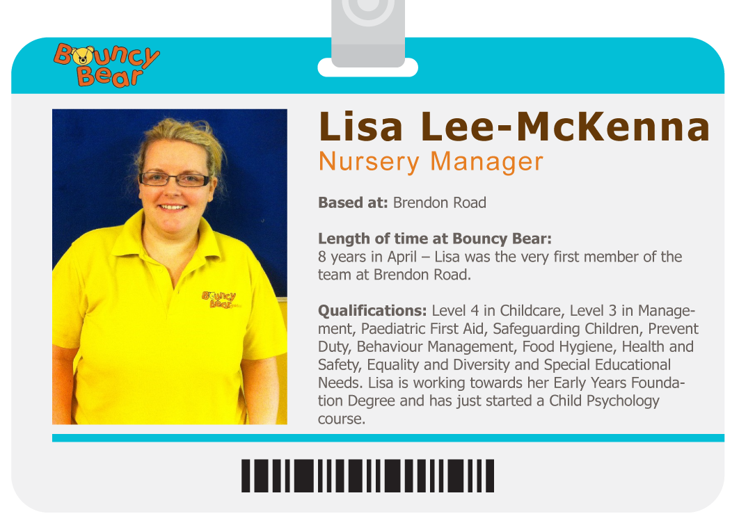 Management Team - Bouncy Bear Childcare